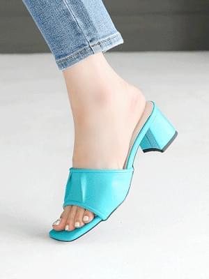 Gielle Mule Slippers 5cm 涼鞋