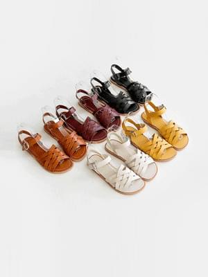 Tskellan Strap Sandals 1cm 涼鞋