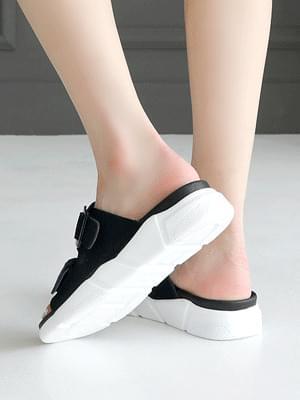 Kobelty slippers 4cm 涼鞋
