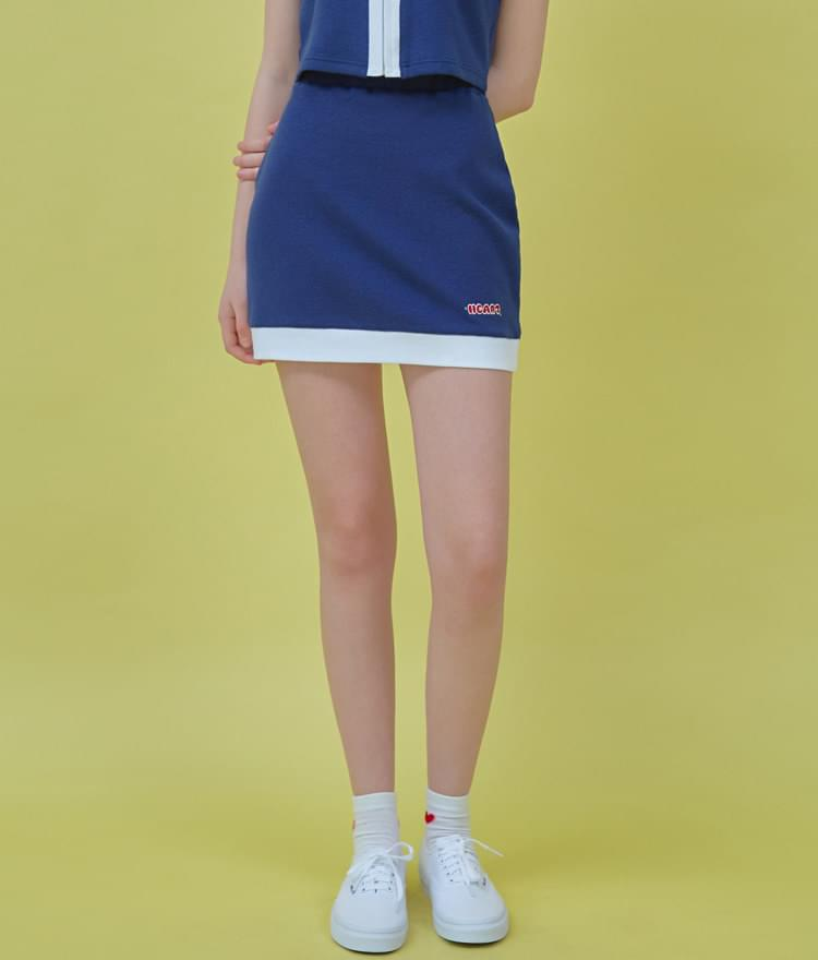 Heart Coloration Skirt 裙子