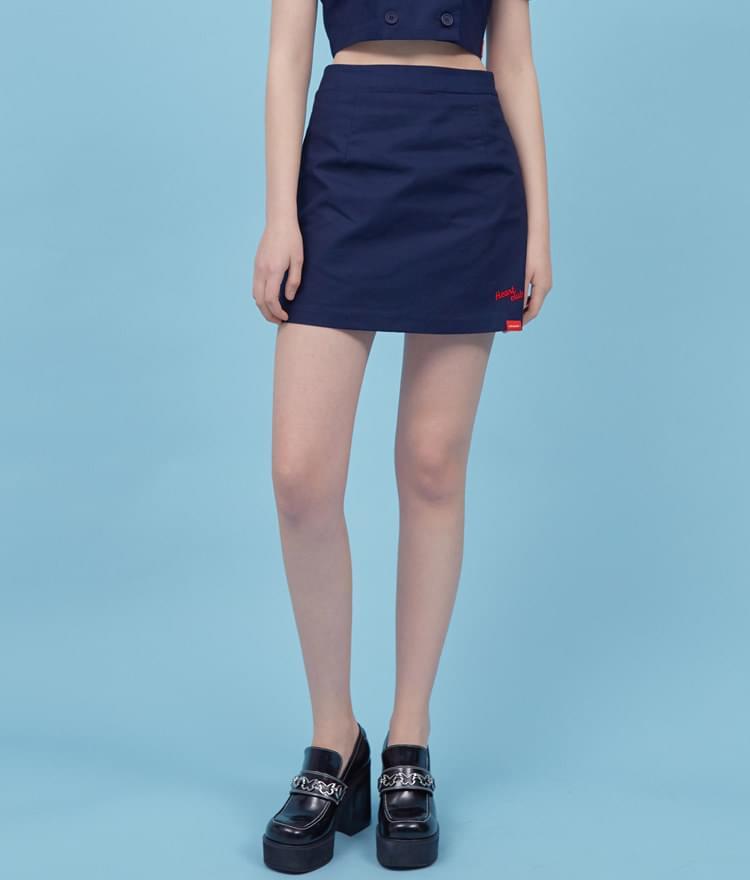 Heart Mini Skirt 裙子