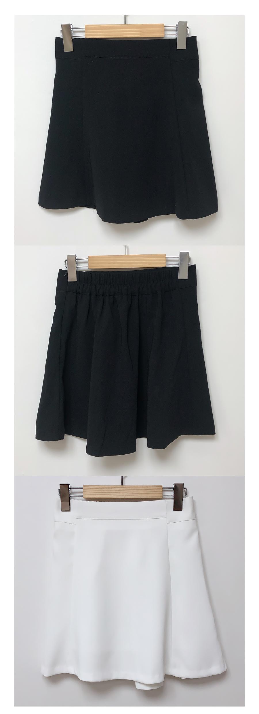 Robin incision skirt