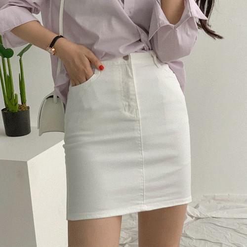Aid High Mini Skirt