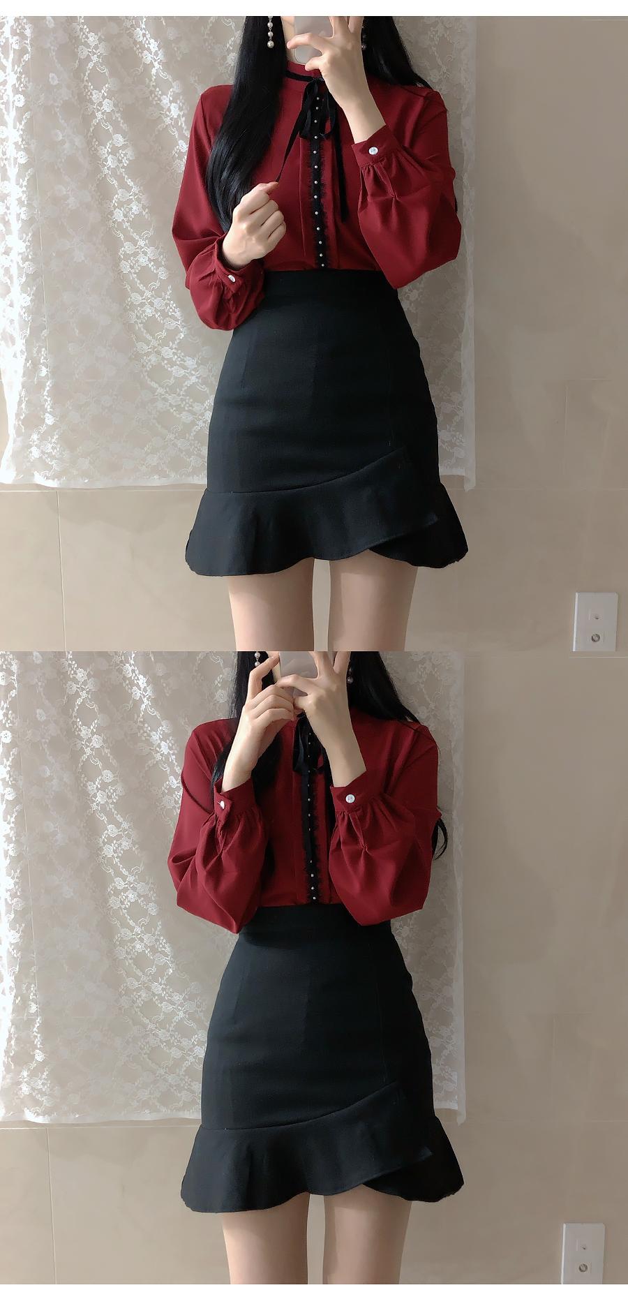 Unfooted Mermaid Skirt