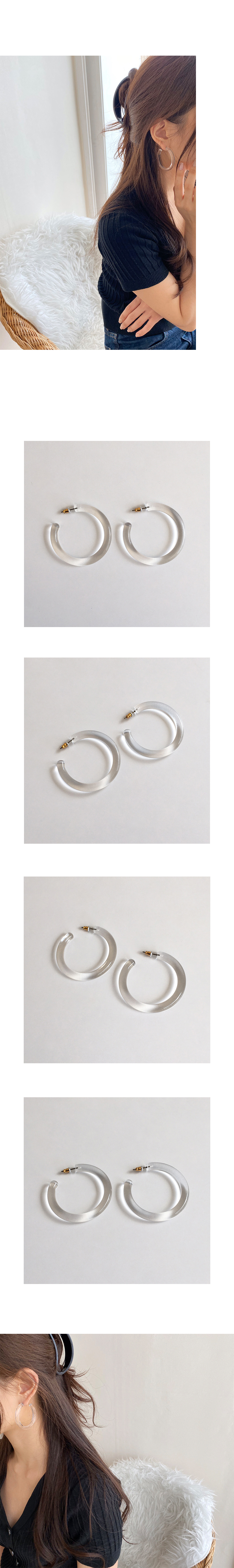 limpid earring