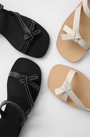 Loewe Strap Slippers