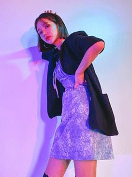 Tie Dai Yona Mini Dress