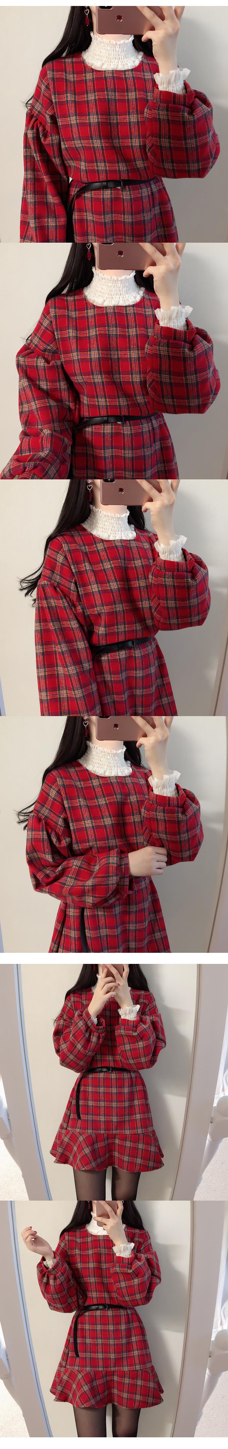 Self-manufactured ♥ belt set or check mini ops