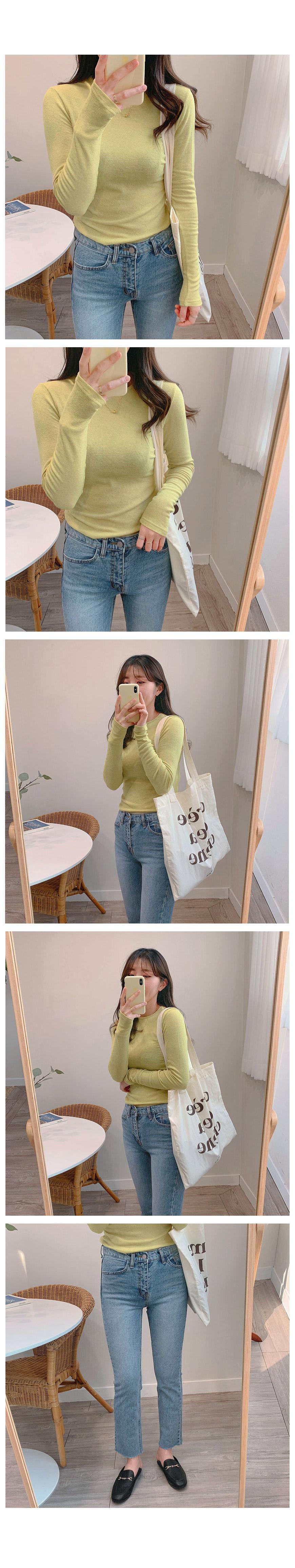 크림 에코 bag - 2color