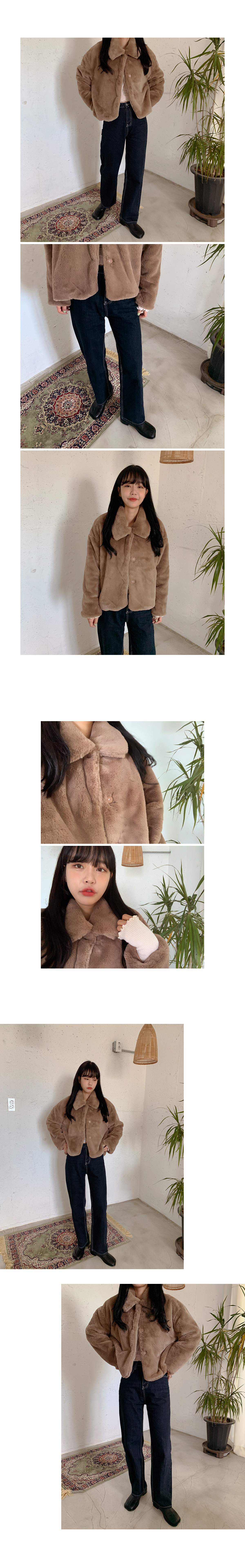 Elin fur jacket