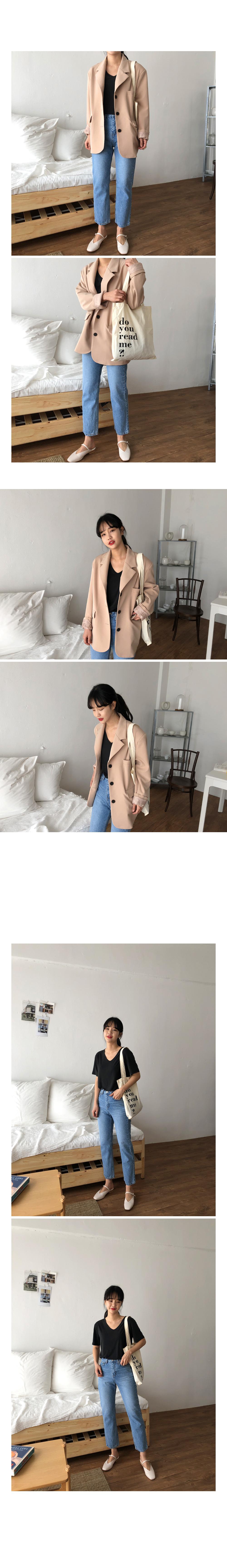 라이크오버 jacket (3color)