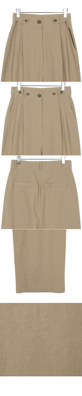 Vijo two button pants beiges