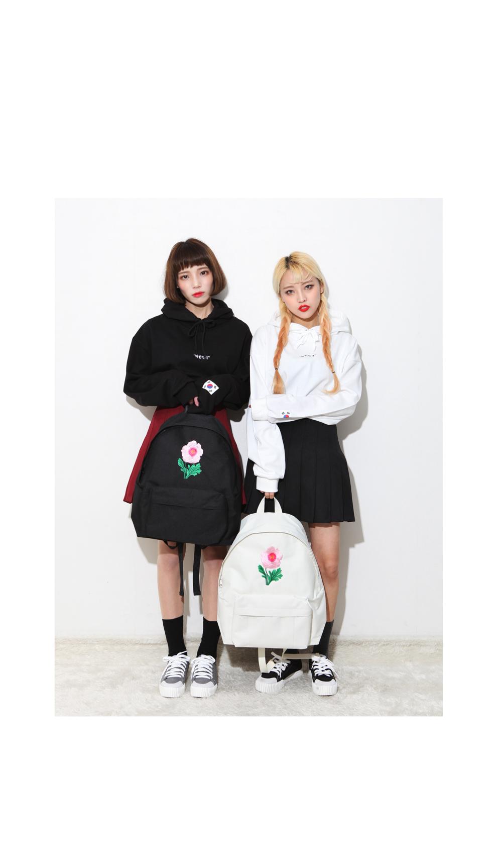 Honey flower backpack