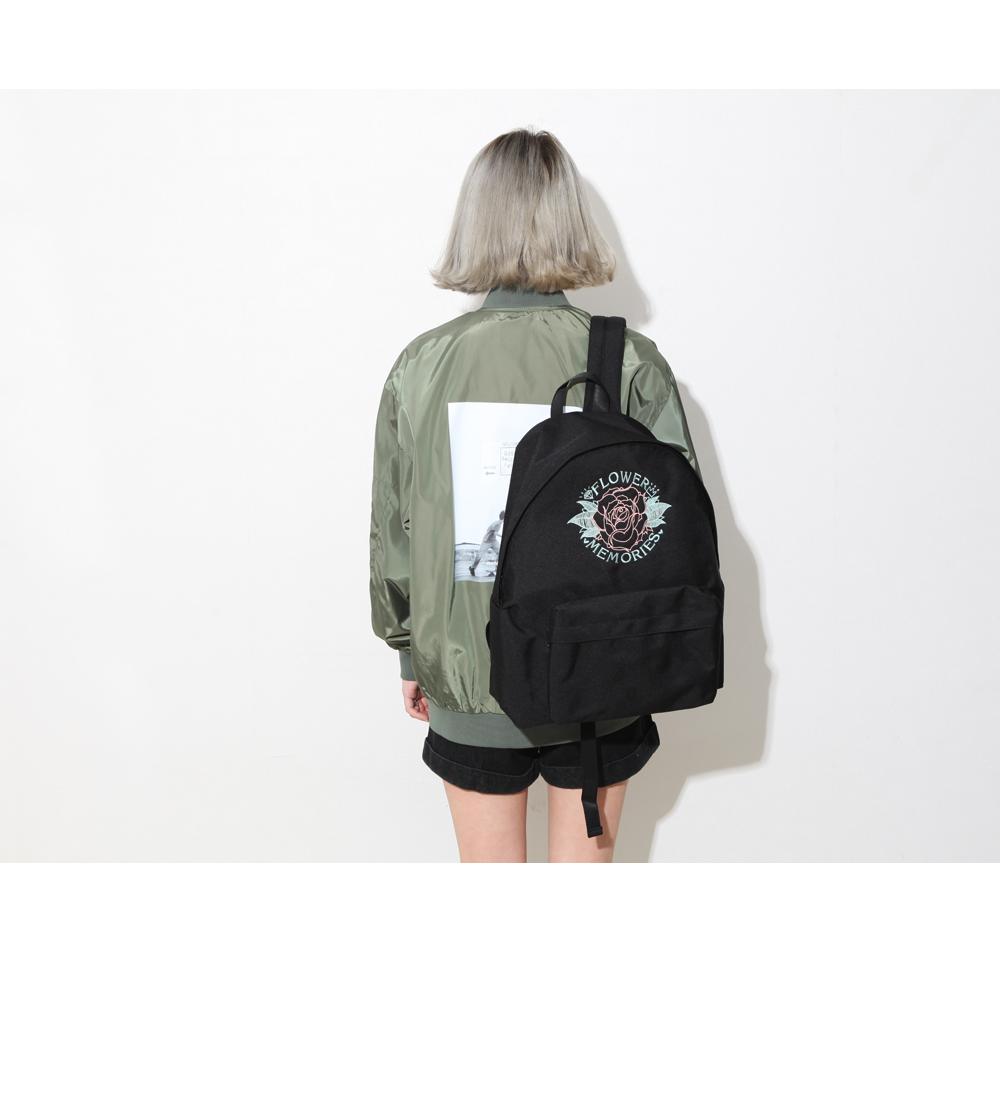 Memory Flower Backpack