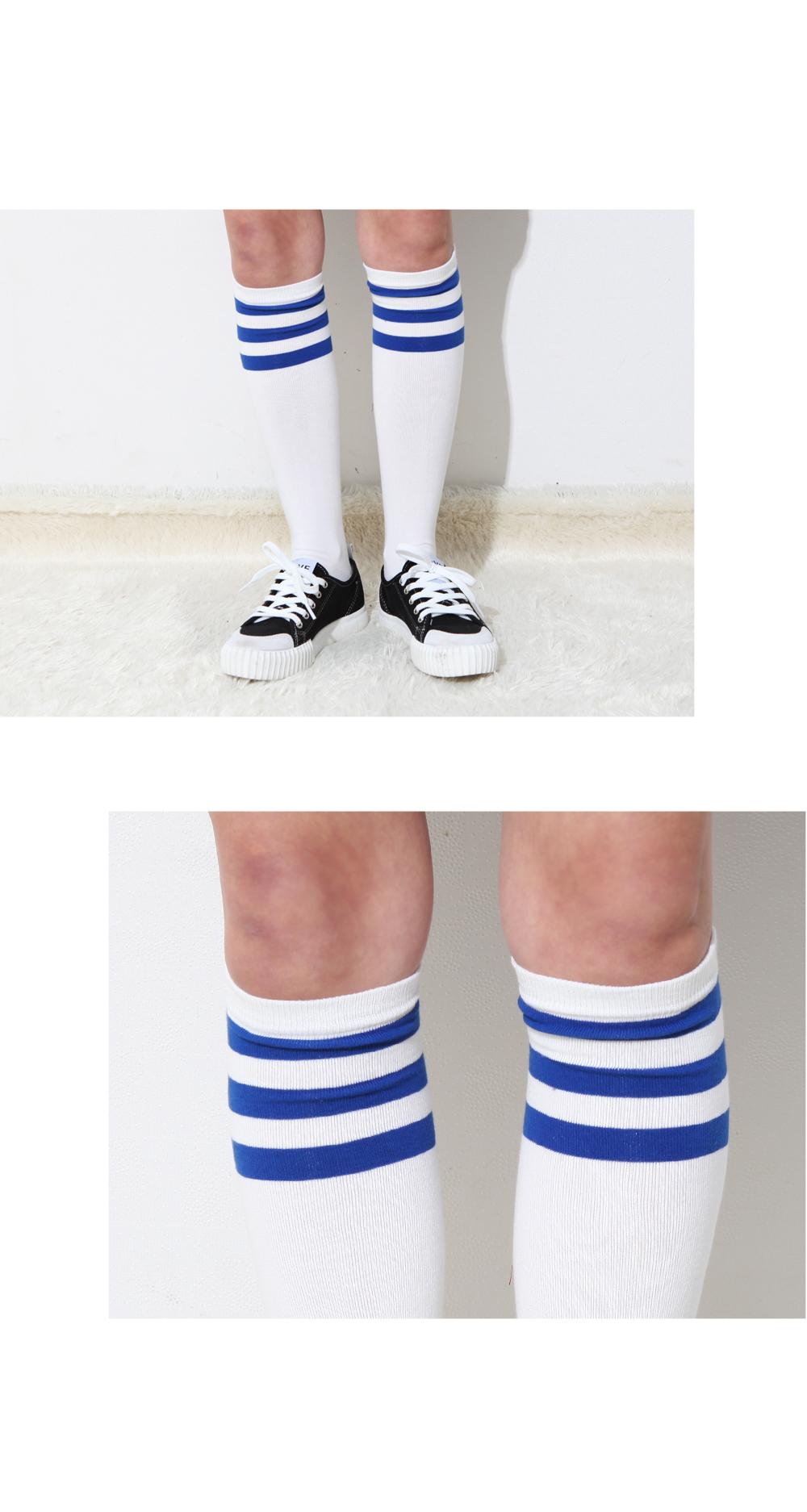 Three Dangara Long Socks