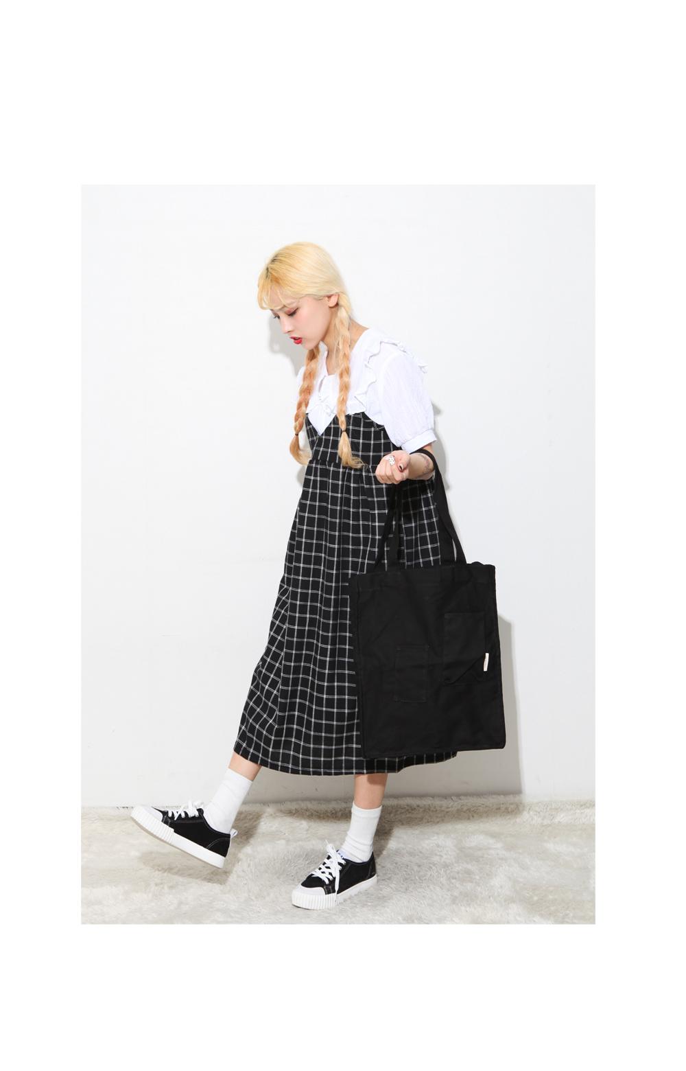 Double Pocket Suko Bag