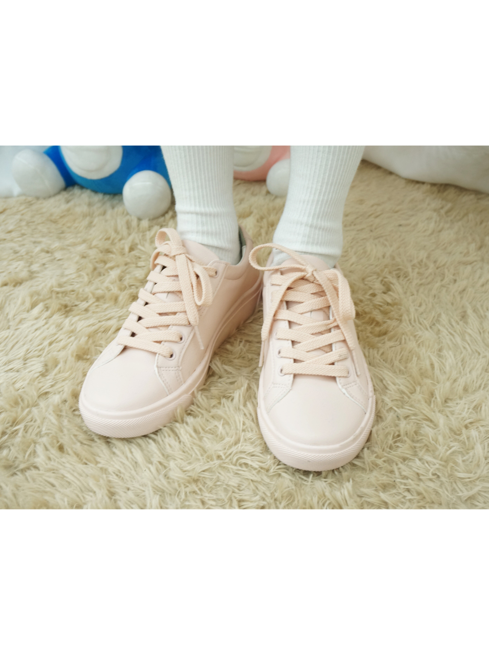 Candy Monochrome Sneakers
