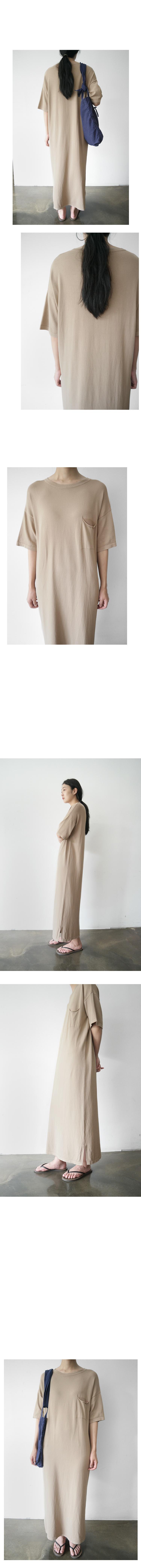 maxi pocket knit ops
