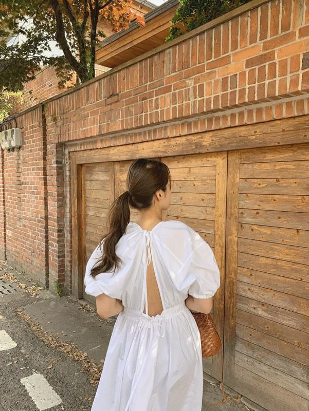 Lara Ribbon Dress
