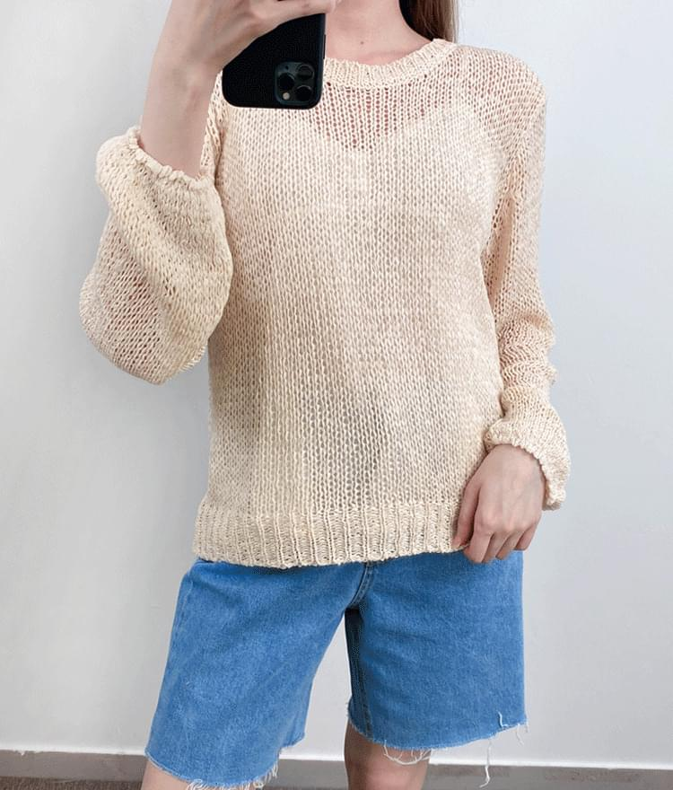 Tape round knit