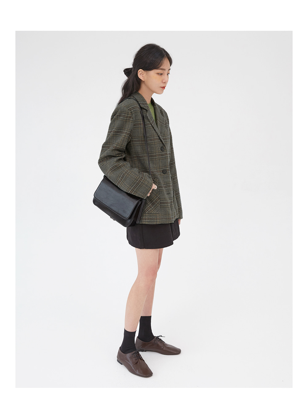 london mood check jacket