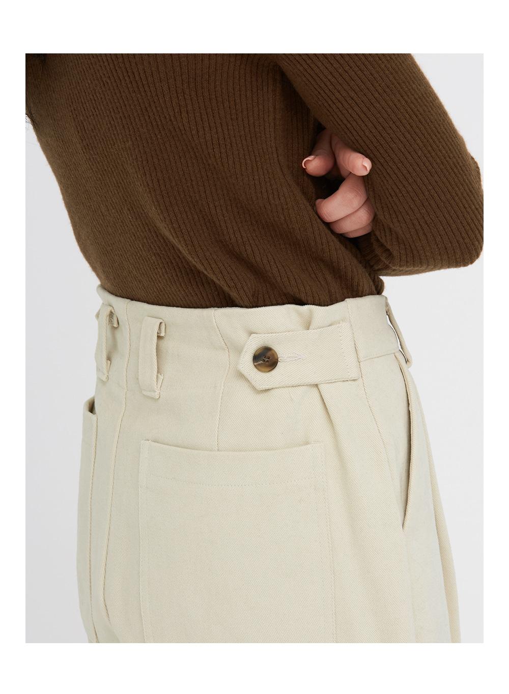 howell pintuck cotton pants