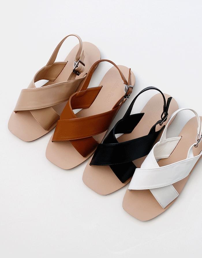 Delisome X Sandals
