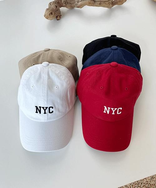NYC Ball Cap 帽子