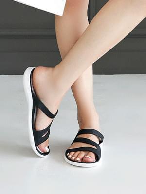 Hoenz Jelly Slippers 2cm