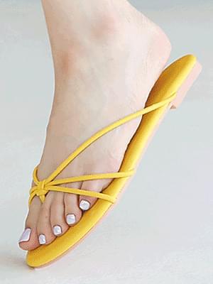 Fedia Slippers 1cm