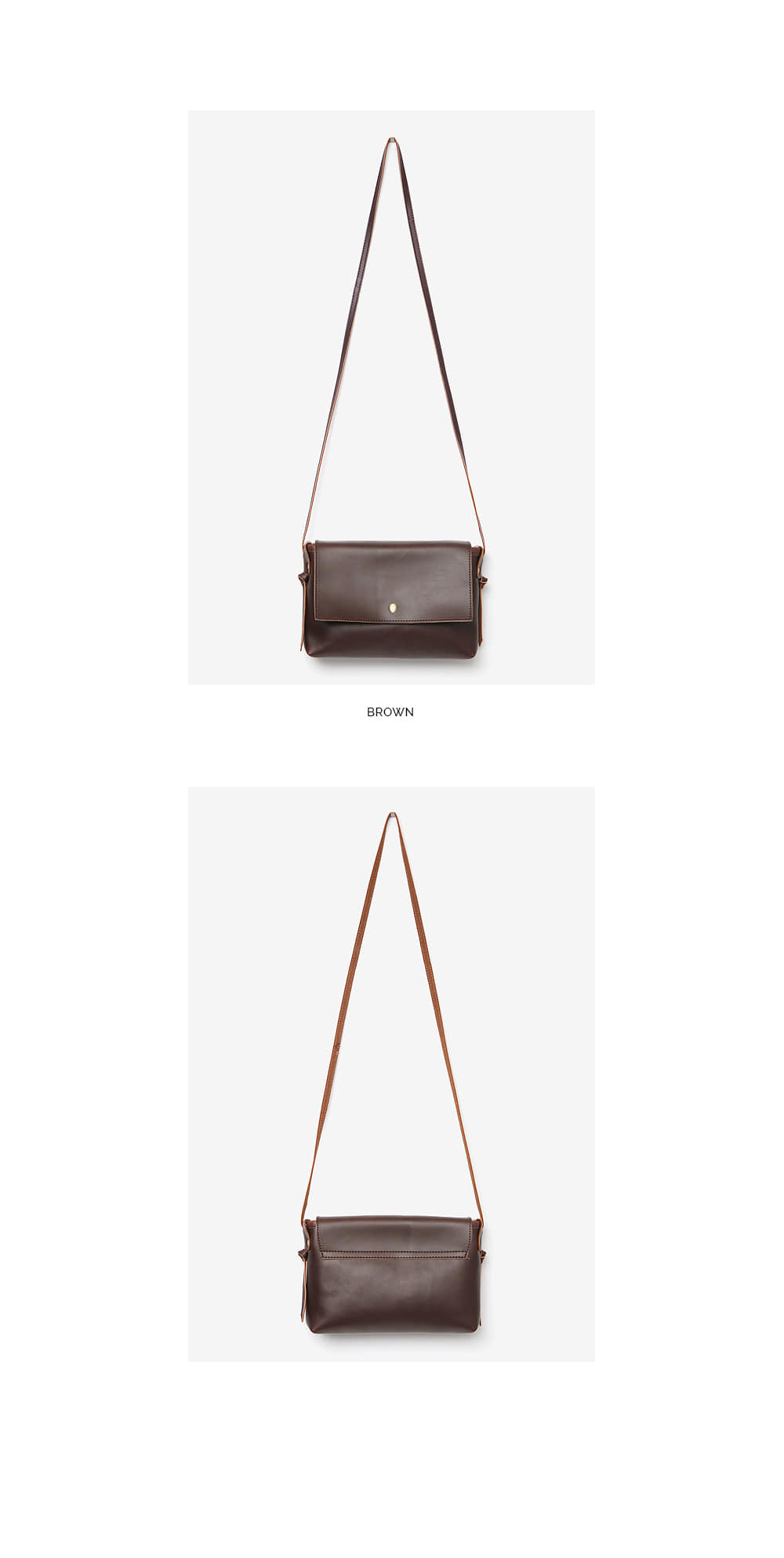 mere simple square bag