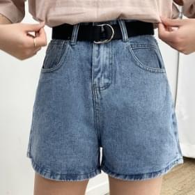 Basic Daily Denim Pants 短褲