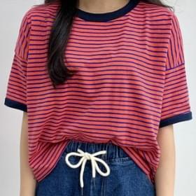 Big Dangara Color Crop Short Sleeve Tee 短袖上衣