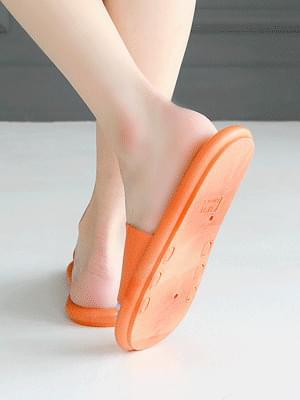 Naelin Smile Jelly Slippers 1cm