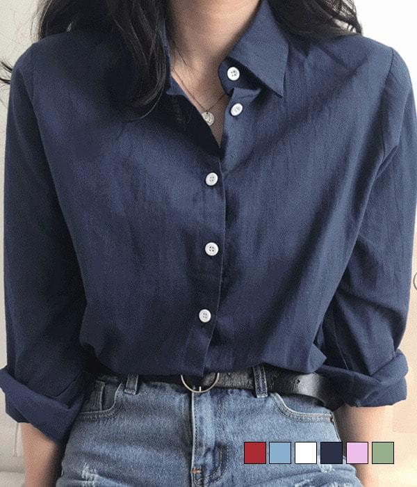 Robin Summer Linen Shirt shirt