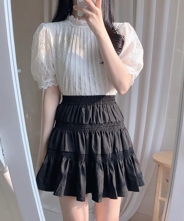 New Discount ♥ Rang Ruffled Skirt Pants スカート