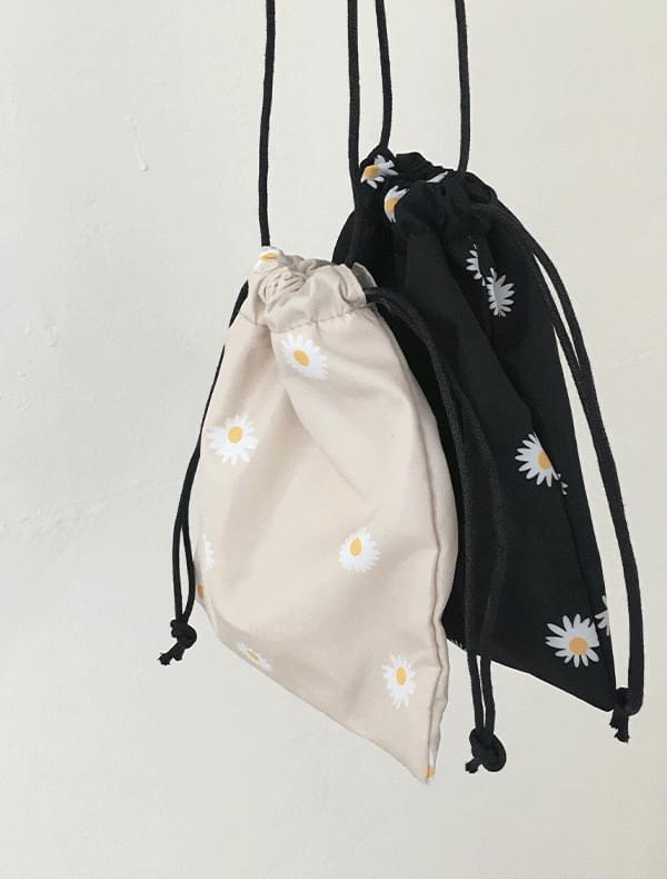 Daisy pouch bag 手拿包