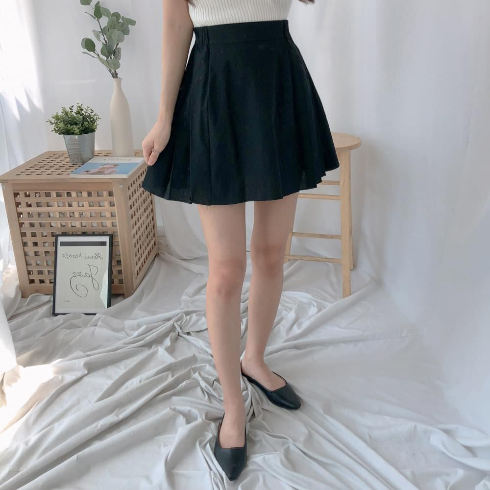 Teen pleated skirt