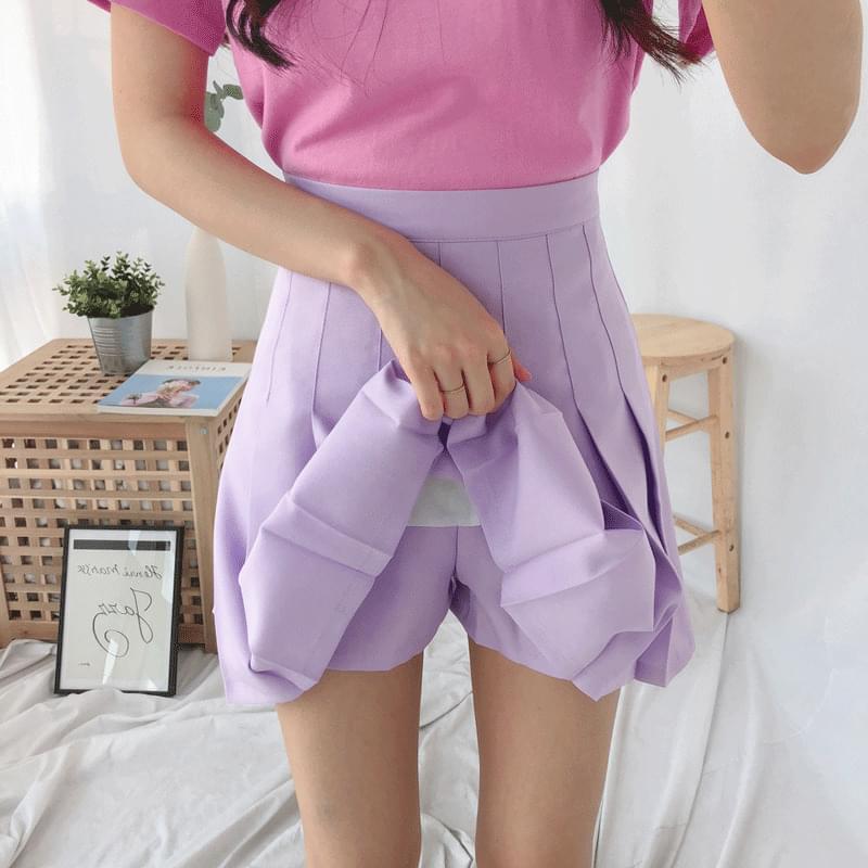 14 COLOR classic tennis skirt