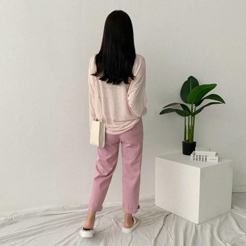 Blusher Wide Pants