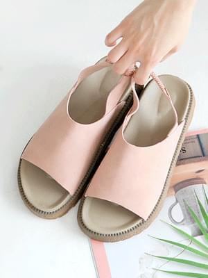 Meria slingback sandals 4 cm