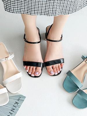 Two-way sandals 5 cm サンダル