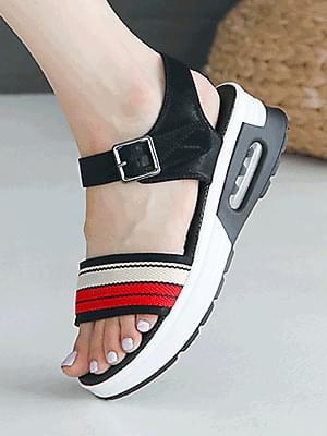Healing Air Strap Sandals 4cm