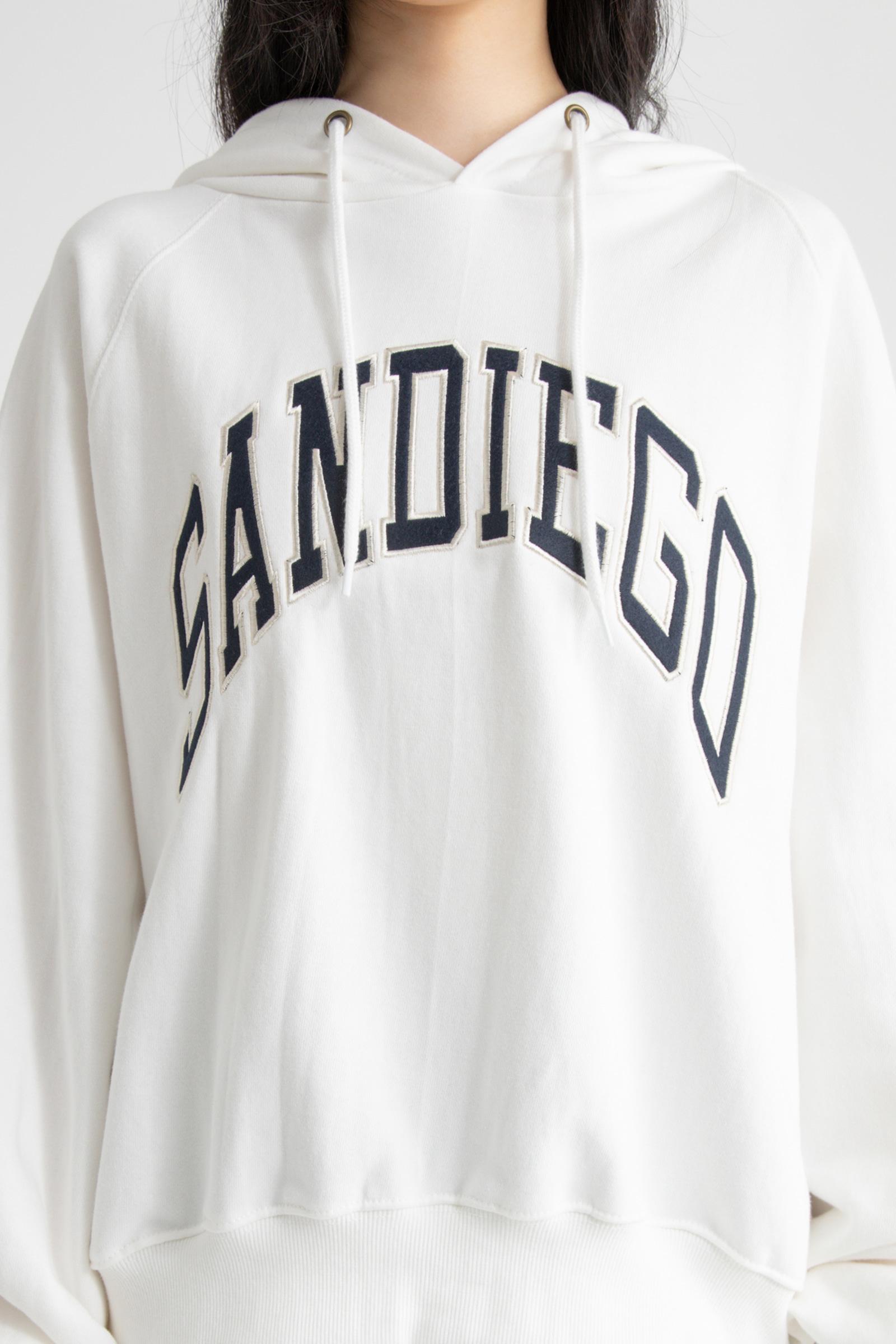 Time San Diego hooded sweatshirt