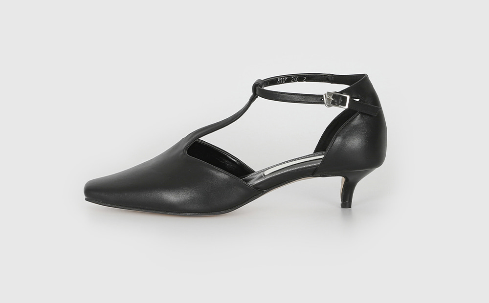 Ballet Mary Jane Middle Hill Pumps