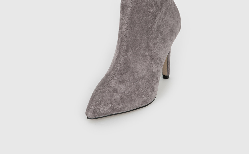 Reed suede high heel psy high boots