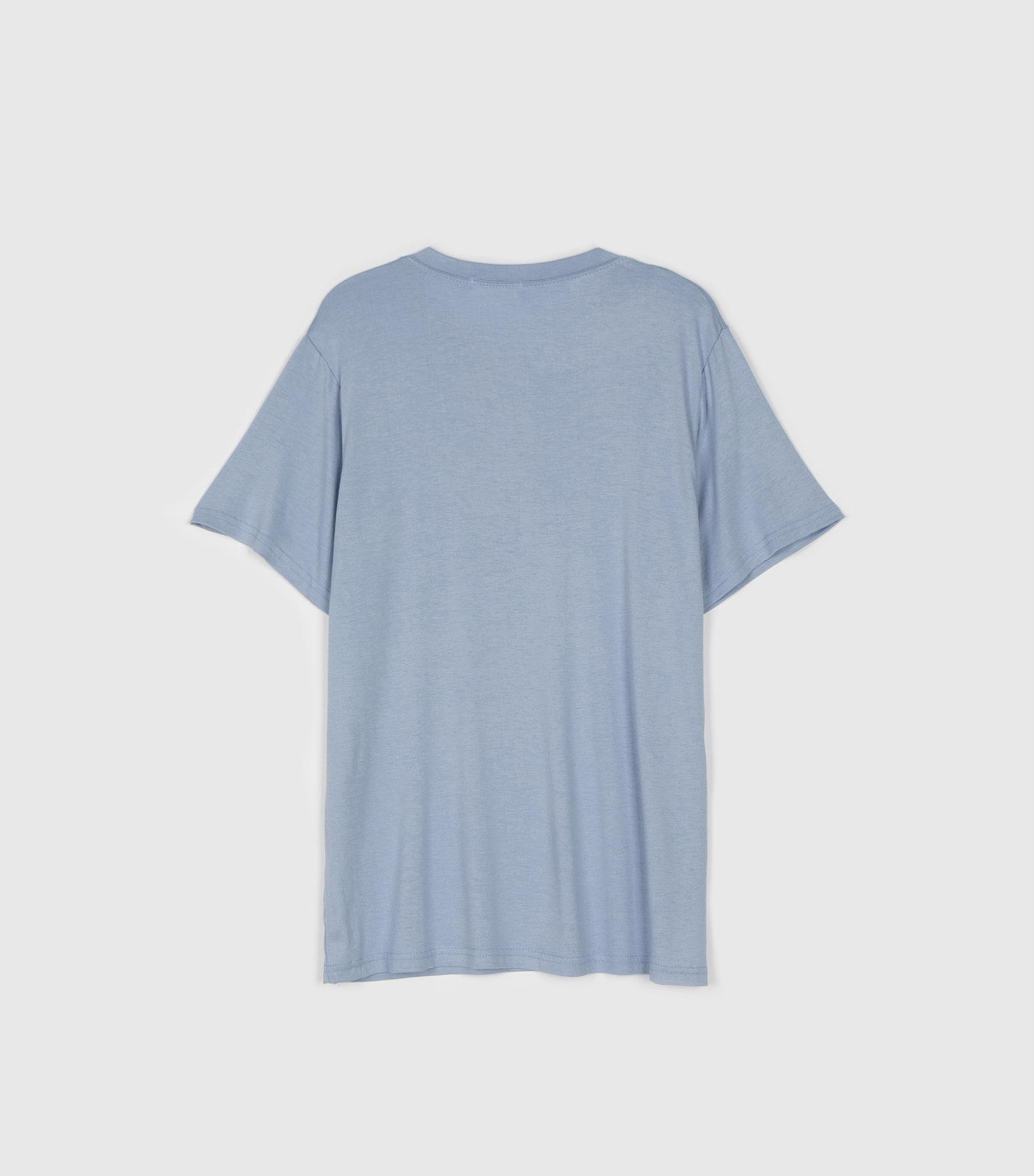 Main soft round neck T-shirt