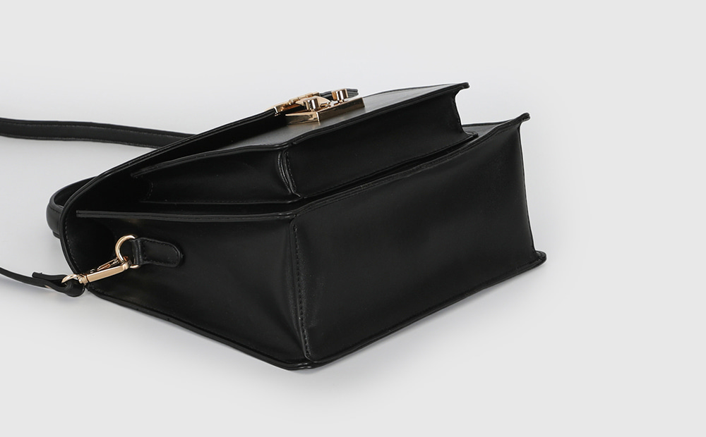 Melin Square Two-way Tote Bag