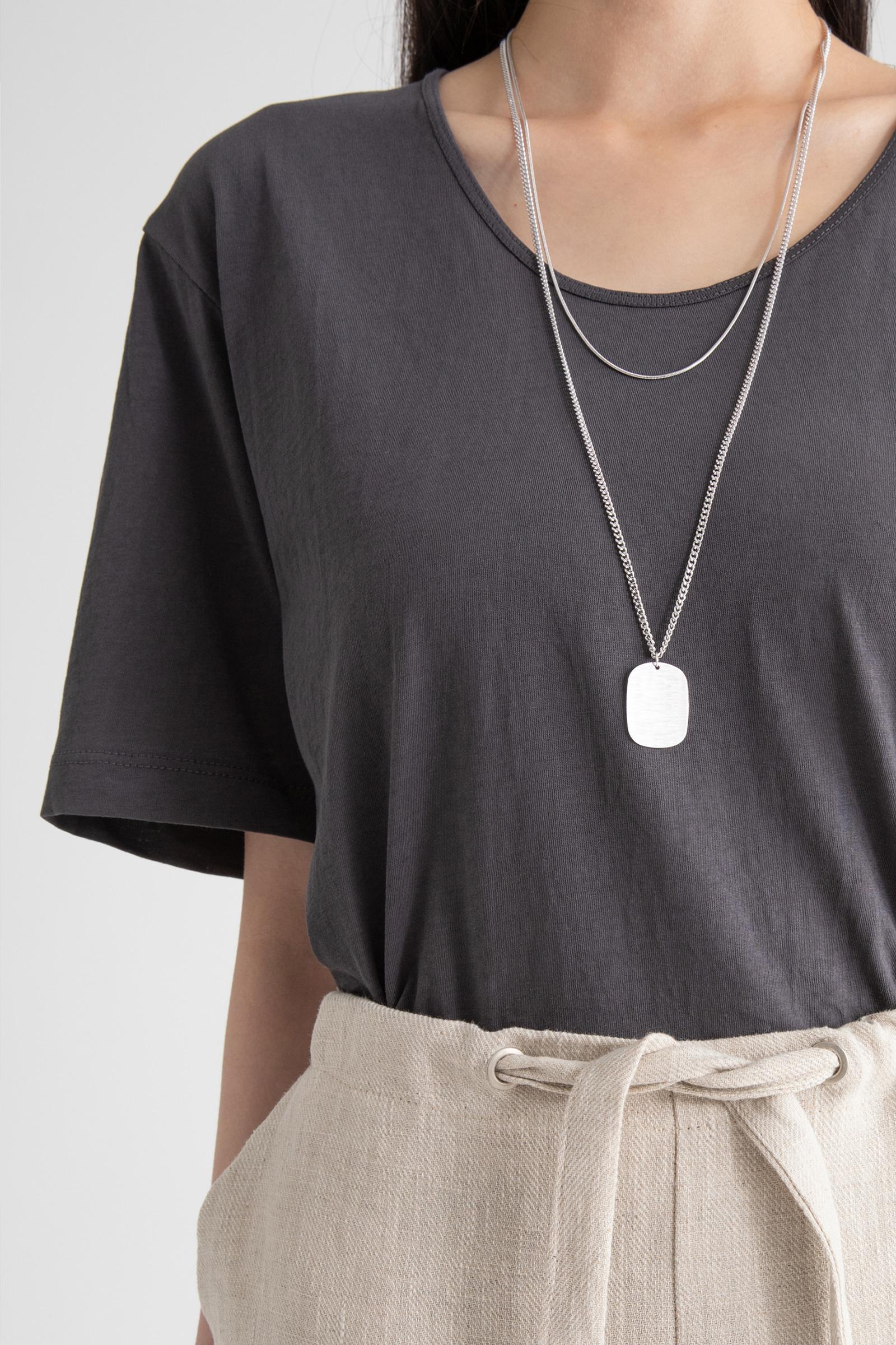 Millie round neck t-shirt