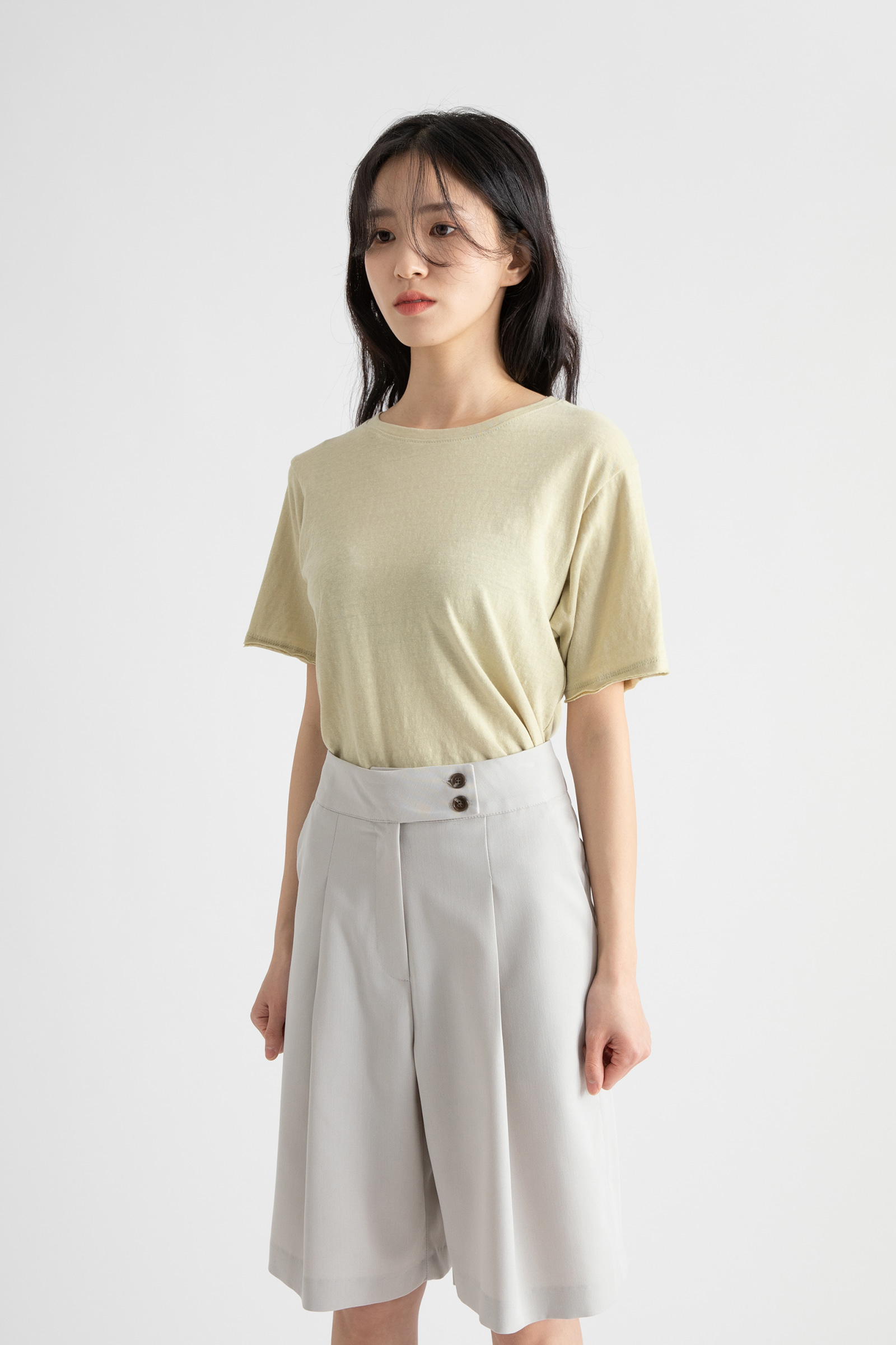 Turning Standard Round Neck T-Shirt